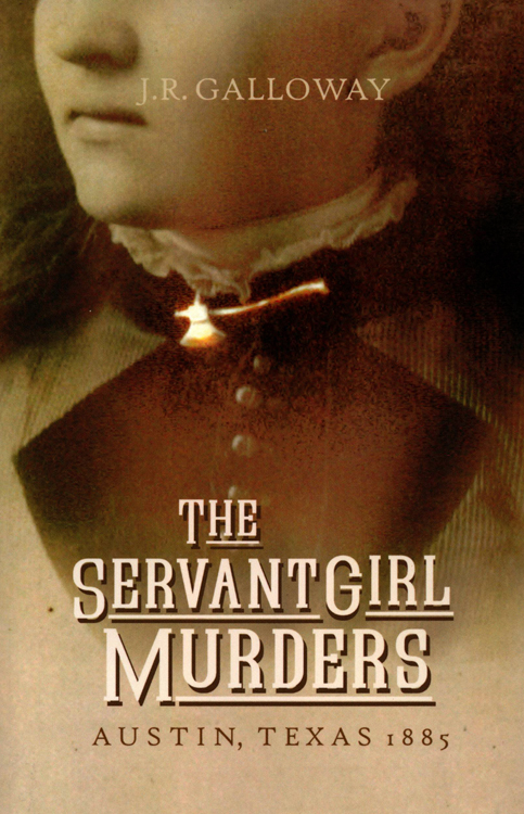 servant girl murders book cover