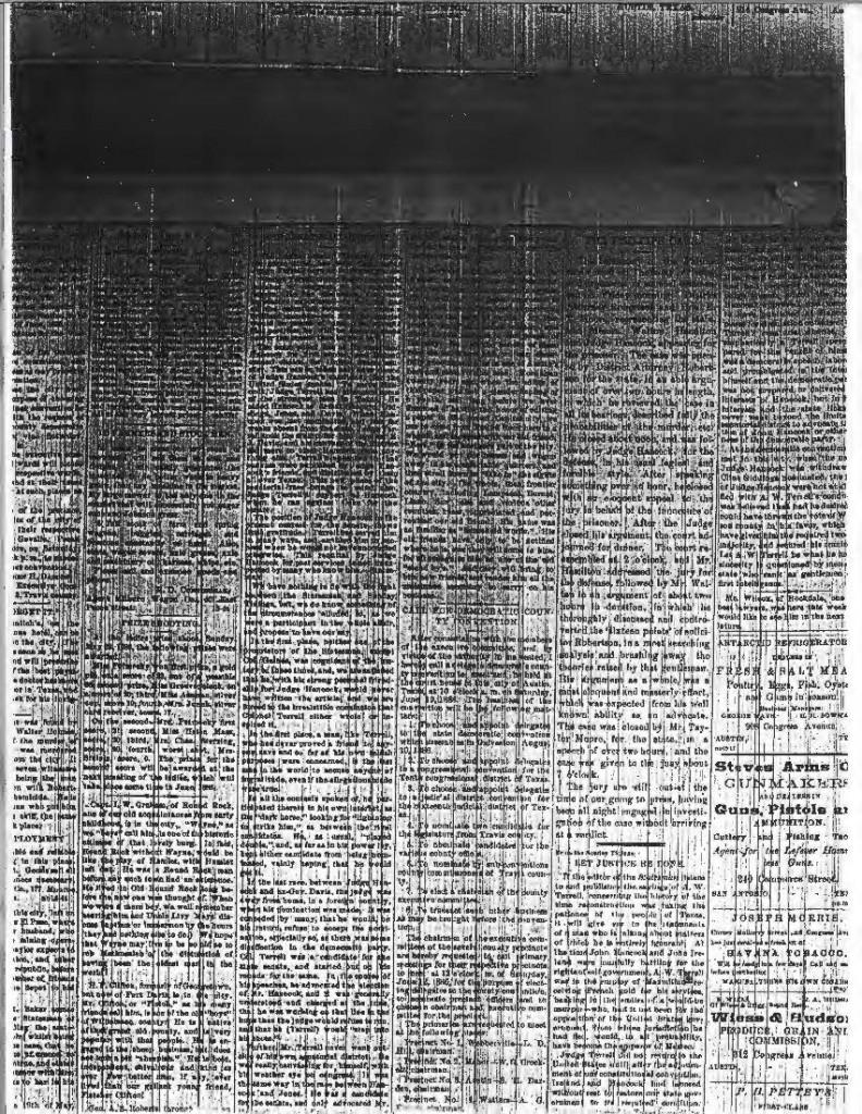 Austin Daily Statesman Microfilm