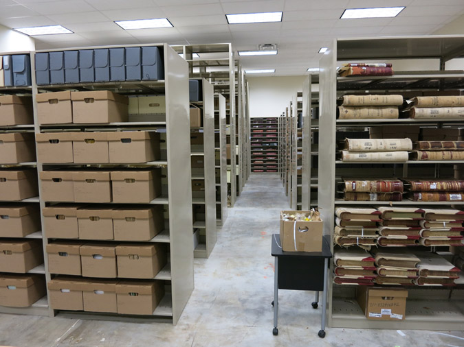 Travis County Archives